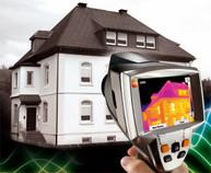 Wärmebildkamera für die Baudiagnostik